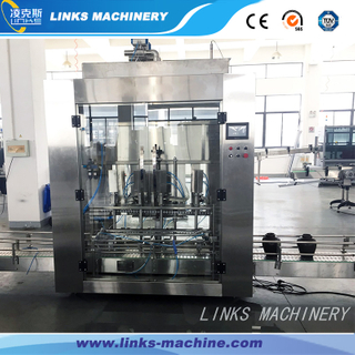 10-25L Automatic Oil&Chemical Liquid Filling Machine-WeighingType
