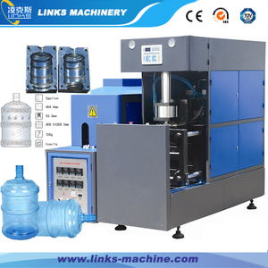 10L-20L Semi-auto Bottle Blow Molding Machine