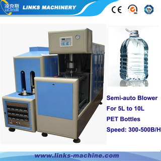 5L-10L Semi-auto Bottle Blow Molding Machine