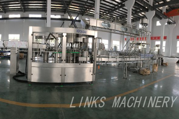 Links Machinery