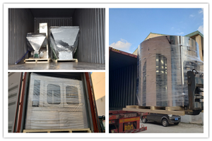 LINKS Juice Filling Equipment Was Shipped to Taiwan